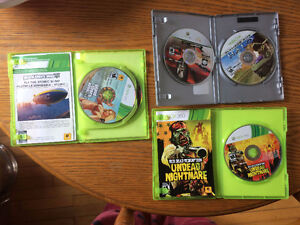 Various xbox 360/one/org games- gta, red dead, sold