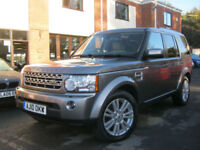 2010 10-Reg Land Rover Discovery 4 3.0TDV6 ( 242bhp ) 4X4 Auto HSE,MASSIVE SPEC!