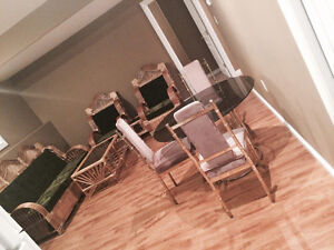 Fully Furnished Basement For Rent