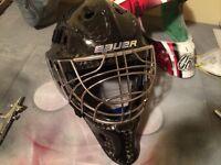 Bauer NME 10 goalie mask