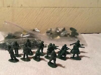 PLASTIC TOY SOLDIERS. 523