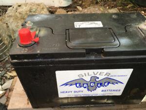 RV/Marine Heavy Duty 12V  Battery