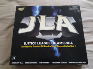 JLA: Justice League of America - Worlds Greatest DC Comics Super