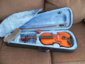 3/4 size Gliga violin / fiddle