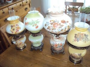 HURRICANE -STYLE LAMPS FOR SALE