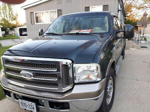 2005 Ford F350 6.0 Turbo Diesel King Ranch