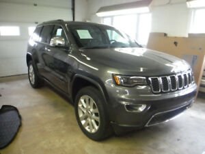 2017 Jeep Grand Cherokee LTD 4x4