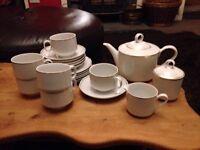 Royal porcelain dinner set