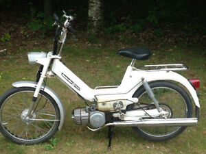 1978 Bombardier/Puch Maxi S moped Peterborough Peterborough Area image 2