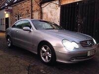 Mercedes benz clk 2.7 cdi auto