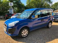 2013 Fiat Doblo 1.4 16V MyLife 5dr MPV Petrol Manual