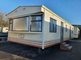 Static caravan Cosalt Resort 36x12 3bed free UK delivery.