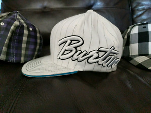 3 Brand New Burton Flexfit Hats. Price is for all 3.