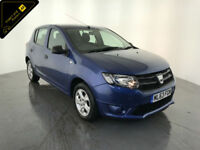 2013 63 DACIA SANDERO AMBIANCE DCI DIESEL HATCHBACK SERVICE HISTORY FINANCE PX