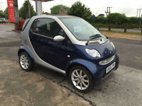 56 plate SMART CITY PASSION 61 AUTO low miles 30 k fsh