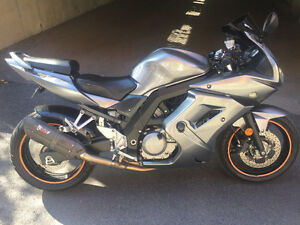 Suzuki Sv650s 2009 ABS, full fairing and lots more…