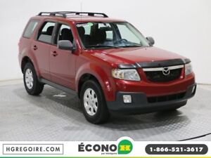 2010 Mazda Tribute GX 4WD AUTO MAGS A/C GR ELECT BLUETOOTH