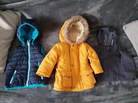 9-12month coats