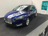 Ford Focus 1.6TDCi ( s/s ) 2015 Titanium finance available from £30 per week