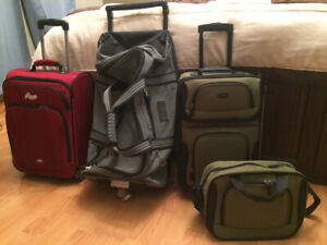 Suitcases / Luggage -  all different prices