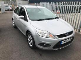2010 Ford Focus 1.6 Petrol FSH New MOT * Finance Available*