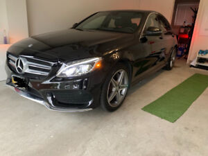 2017 Mercedes C300 Lease Takeover