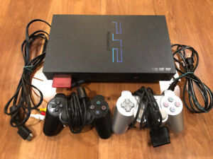 Sony PlayStation 2 (Fat Console)