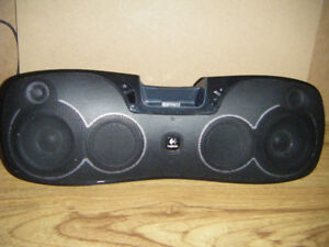 Logitech Rechargeable Speaker for iPod and iPhone
