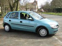 Vauxhall Corsa 1.2i 16v Club**GENUINE MEGA LOW MILEAGE**PSH**IDEAL 1ST CAR**