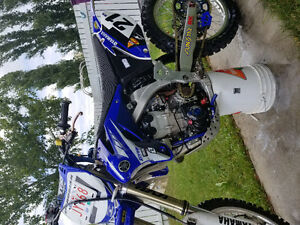 *SHOWROOM CONDITION* 2009 yz450f