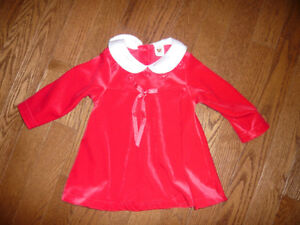 Red Dress for 12 month old