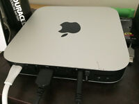 Mac mini quad Core i7 2Ghz, 2 disc dur 500Go