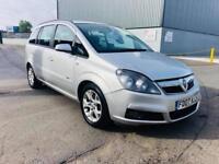 2007 Vauxhall/Opel Zafira 1.9CDTi ( 120ps ) Club