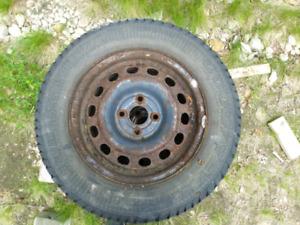 4 Rim de roue 14 pouce