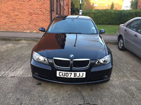 Bmw 320 d HPI clear drives perfectly
