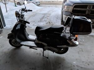 Great scooter for teen or small commute for sale.