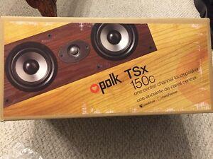 MINT Polk TSx 150c Center Speaker