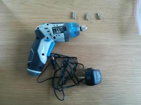 MacAllister cordless screwdriver
