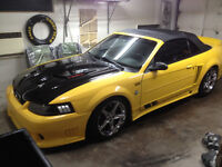 1999 Ford Mustang GT Cabriolet
