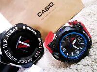 CASIO G-SHOCK MudMaster limited RED GWG 1000 Mud Master BRAND NEW