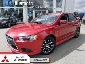 2015 Mitsubishi Lancer GT  LEATHER-SUNROOF- BLUETOOTH