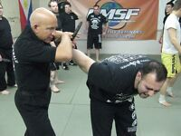 2 Day UMSF Street Ready Knife Combatives Seminar august 27/28