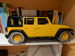 Jeep body only for axial scx10