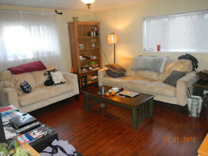 $970 INCL. UTIL. > ALLISTON CLEAN SUNNY 1 BEDROOM > AVAIL. OCT 1