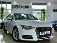 STUNNING 2016 AUDI A4 2.0 TDI ULTRA SE SALOON 4DR + FREE DELIVERY TO YOUR DOOR