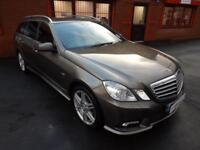 2010 60 MERCEDES-BENZ E CLASS E250 CGI BLUEEFFICIENCY SPORT 1.8 5D AUTO