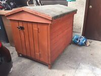 Dog Box for sale £45