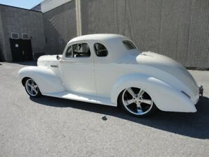 Plymouth 1939 p8 hot rod 5.9 dodge magnum