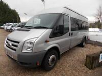 Ford Transit 115ps,17 Seat Trend minibus,a/c & Psv