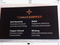 Tommie Copper and Cupron pillow cases buy 2 and save......